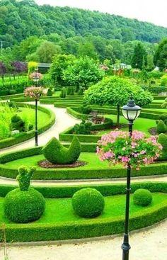 Beautiful Nature Pictures, Beautiful Nature Wallpaper, Amazing Nature, Beautiful Landscapes, Nature Landscape, Garden Landscape Design, Scenery Pictures, Landscape Pictures, Most Beautiful Gardens