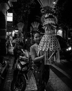 "mark l chaves on Instagram: "". . ada upacara lagi? iya benar. ""ini bali."" . ."" Street Photographers, Ubud, Samurai, Bali, Tours, Instagram, Samurai Warrior"