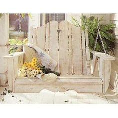 Uwharrie Chair 4-ft. Nantucket Porch Swing Item#: UC009