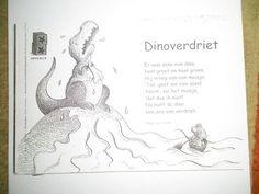 Dinoverdriet (mooi versje!):