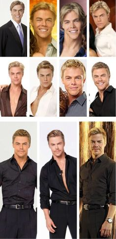 Derek Hough - Beautiful Boy - he is aging well