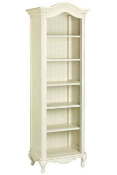 Provence Single Bookcase - Open Bookcases - Bookcases - Furniture   HomeDecorators.com #HomeDecorators