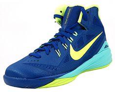 Zapatilla Nike Hyperdunk  2014 GS Sprite Volt de Baloncesto para chic@s, tallas menores a 40 www.basketspirit.com/Zapatillas-Baloncesto/femenino-chicas-basket