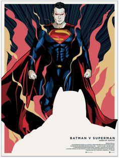 ¿A tí también te han parecido sosos los carteles de 'Batman v Superman'? Qué haríamos sin el colectivo de artista Poster Posse.
