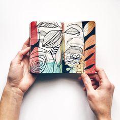 De 'schetsboekjes' van deze 15 creatievelingen zijn al kunstwerken op zich - Froot.nl