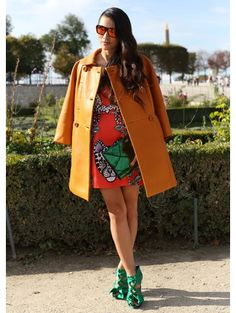 Parijs Fashion Week