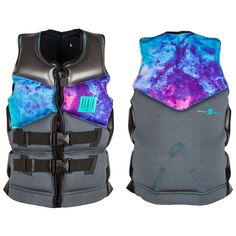 Ronix Limelight Womens Capella CGA Life Vest Black/Turquoise S 2017 * More info could be found at the image url. (This is an affiliate link) Sport Outfits, Girl Outfits, Snorkel Set, Jet Ski, Wakeboarding, Water Sports, Snorkeling, Diving, Surfing