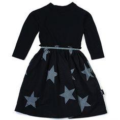 Star Maxi Dress by Nununu - Junior Edition www.junioredition.com