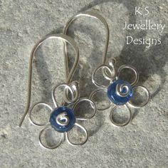 Wire Jewelry Tutorial  WIRE FLOWERS 4 by KSJewelleryDesigns by andreea.simona.pirvu