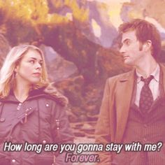 Rose and the Doctor :)