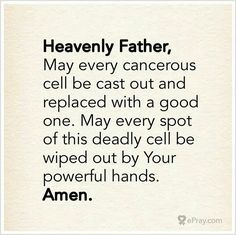 Please prayer with me for my mom. Healing in JESUS mighty name Amen