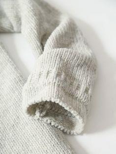 chenille yarn coat