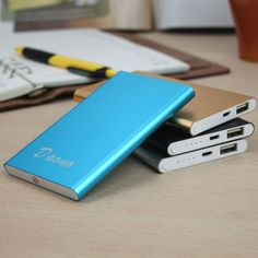 External Battery power bank 5600mAh Large capacity Ultra-thin Universal Mobile Powerbank Charger Battery For all mobile phone