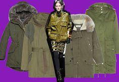 #Parka: un capospalla invernale che prende il posto del cappotto #gogoparka