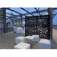 Matrix 1805 x 1205 x 7mm Charcoal Bloom Screen Panel | Bunnings Warehouse
