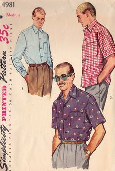 Picnic outfit- yes (except far left image is no because of the long sleeves), good patterned shirts and casual pants, belts are an acceptable accessory for this outfit too