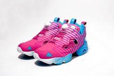 STAYREAL × REEBOK INSTA PUMP FURY #sneaker