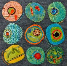 Textile artists inspired by the theme of Science and Technology - Google Search