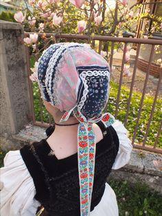 Slovak traditional costume from Dobra Niva, Slovakia