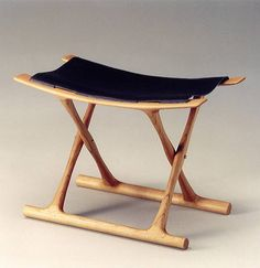 The Egyptian Stool by Ole Wanscher