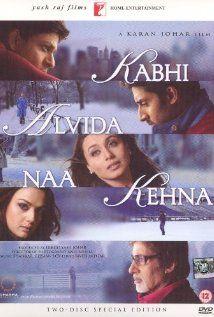 Bollywood - Kbhi Alvida Naa Kehna 2006 - Shah Rukh khan, Rani Mukerji, Amitabh Bachchan, Preity Zinta, Abhishek Bachchan - Really interesting story, Shahrukh shines in this character!