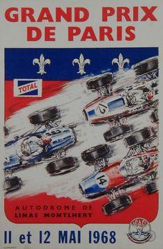 Grand Prix de Paris 1968