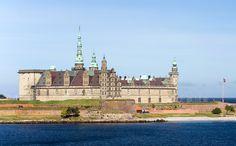 Kronborg slot i Nordsjælland