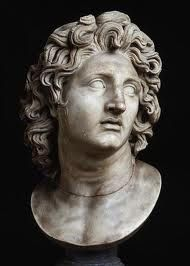 Alexander the Great. Born in 356 BC, Alexander the Great rose to power as a great military leader. Unfettered by the social conventions of later eras, Alexander the Great openly expressed his love of his best friend, Hephaestion. Statues, Greek History, Ancient History, European History, American History, Ancient Rome, Ancient Greece, Ancient Aliens, Alexander The Great Biography