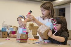 Laboratori+creativi+per+bambini+sull'+arte+contemporanea