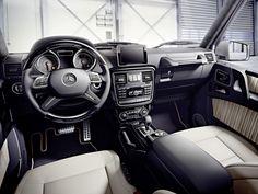 Mercedes G-klasse update: G500 voortaan met 4,0-Liter V8-biturbo