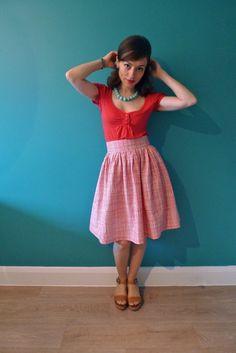 The Life's Too Short Skirt