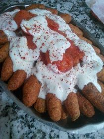 Handanın Tarifleri: FALAFEL ( nohut köftesi) TARİFİ Jack Lalanne Juicer, Juicer Recipes, Falafel, Arabic Food, Muffin Recipes, Kids Meals, Sweet Potato, Mashed Potatoes, French Toast
