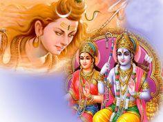 There are four main sects within Hinduism: Shaivism, Vaishnavism, Shaktism, Smartism, in which six main gods are worshiped Lord Vishnu, Lord Shiva, Ram Bhagwan, Shri Ram Photo, Bridal Chuda, Ram Photos, India Painting, Jai Hanuman, Ganesha Art