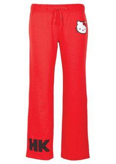 Hello Kitty Attitude Red Pant