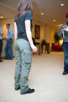 Tactical Pants for Women from Triple Aught Design.