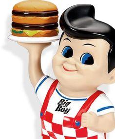 The Original... Bob's Big Boy!
