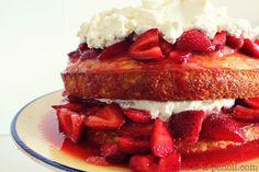 Strawberry Lemonade Cake - No. 2 Pencil