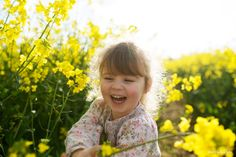 Happy yellow fields... #spring #children #photography Rapeseed Field, Christmas Fairy Lights, Yellow Fields, Layering Outfits, Summer Months, Children Photography, Daddy, Flower Girl Dresses, Wedding Dresses