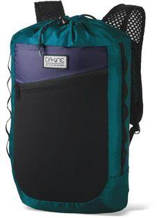 Dakine Teal Shadow Stowaway - 21 Litre Womens Backpack | Dakine | FreestyleXtreme | United Kingdom