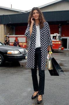 Giovanna Battaglia's style?