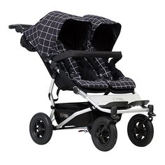 The Mountain Buggy Duet double pram is the most compact side by side stroller. The perfect all terrain stroller for one child, siblings and twins. Twin Strollers, Double Strollers, 2 Baby, First Baby, Mountain Buggy Duet, Double Prams, Double Buggy, Toddler Age, Baby Swings