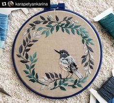 @karapetyan.karina #bordado #broderie #embroidery #ricamo #handembroidery #needlework #bordados