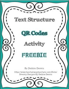 cool This marvelous FREEBIE is fun and challenging, providing a way for students to apply their knowledge of text structures through the use of Q. Reading Strategies, Reading Skills, Teaching Reading, Guided Reading, 6th Grade Ela, 6th Grade Reading, Text Structure Worksheets, Text Structures, Citing Text Evidence