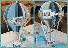 baby shower decorations 421790321337385566 - Montgolfière en papier Source by Baby Shower Favors, Baby Shower Balloons, Baby Boy Shower, Hot Air Balloon Party, Diy Hot Air Balloons, Boys 1st Birthday Party Ideas, Baptism Centerpieces, Baby Shawer, Baby Scrapbook
