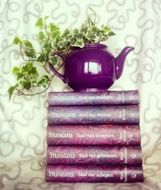 I love these books by Mary Hoffman so much! Italy and time travel, what more do you need?