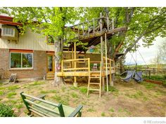 treehouse - See this home on Redfin! 7560 Braun Ct, Arvada, CO 80005 #FoundOnRedfin