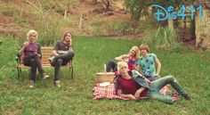 """Watch R5′s Music Video For """"Smile"""" December 23, 2014"""