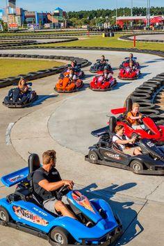 Go Kart Rentals Myrtle Beach