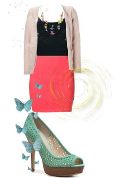 """""""Another journey begins"""" by fdugrl13 on Polyvore"""