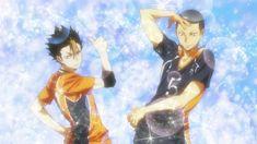 Haikyuu!! Karasuno High School vs Shiratorizawa Academy   Anime-Planet Kageyama Tobio, Hinata, Haikyuu Nishinoya, Haikyuu Funny, Haikyuu Fanart, Haikyuu Anime, Anime Manga, Anime Guys, Anime Art